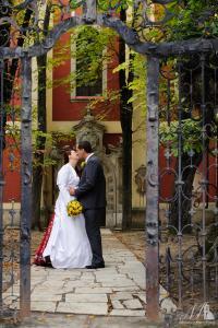 Szentendre szerb templom páros fotó