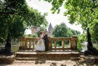esküvői páros fotózás a Vajdahunyad várában