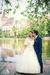 Esküvő fotózás Vajdahunyad vára