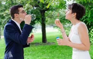 esküvői páros fotók